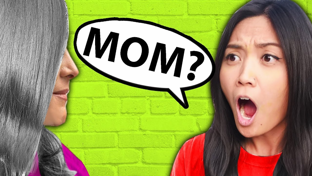REGINA FOUND MOM with HACKERS in CALIFORNIA! Spending 24 Hours Solving Clues Surprising Parents Vlog
