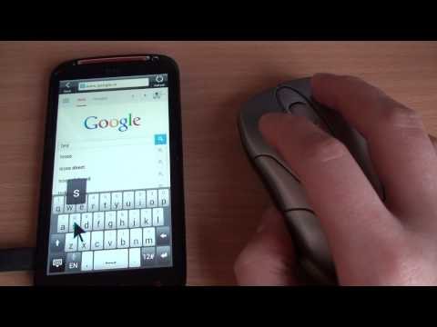 Custom Mouse Pointer on Android OS
