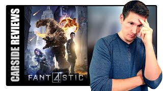 Download Fantastic Four Review : Carside Reviews ep23 Video