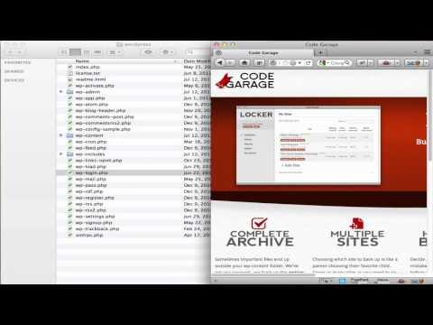 Wordpress FTP Access