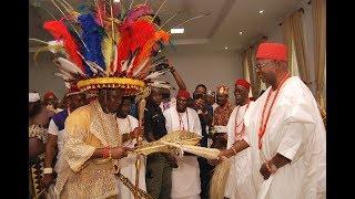 Hightlights of the 1st Ofala Festival of HRH, Igwe Oranu Chris Chidume