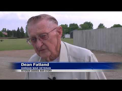 News   Veteran shares war story