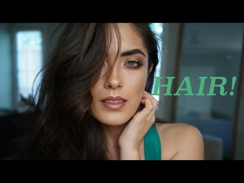 Hair Blow Out at HOME! | Melissa Alatorre