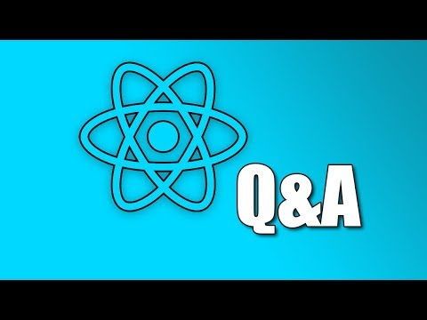 React - Common Questions (and Answers!)