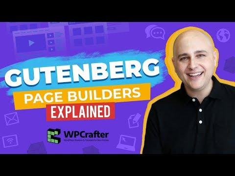 Gutenberg & Page Builders - Beaver Builder, Brizy, Divi, Elementor, Thrive Architect