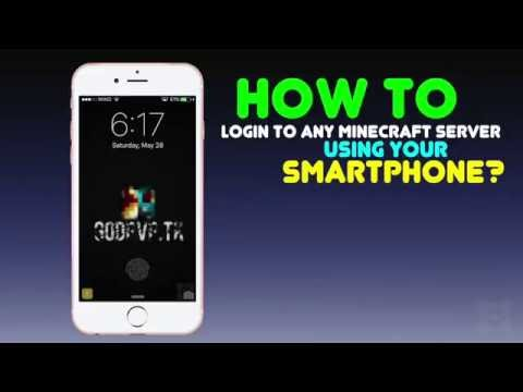 How to Join Minecraft server using your Phone