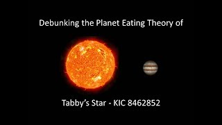 Debunking the Planet Eating Theory of Tabby