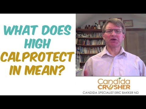 What Does High Calprotectin Mean?