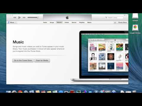 Transfer iTunes Library from Windows to Mac FAST!!!