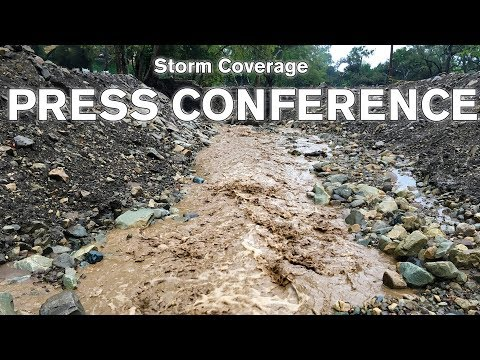 LIVE: Santa Barbara County officials hold press conference at 4 p.m.