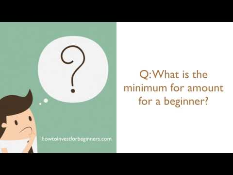 Q&A: HOW MUCH IS  THE MINIMUM AMOUNT TO INVEST? - Investing Philippines