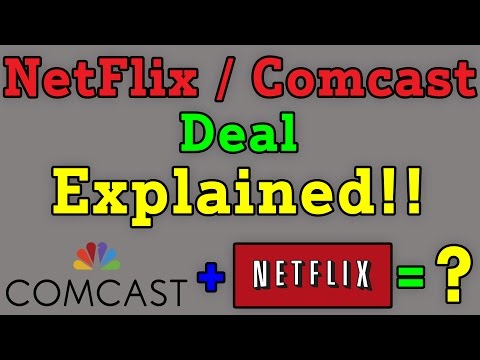 Netflix and Comcast Deal Explained ASAP! What You Should Know... New!