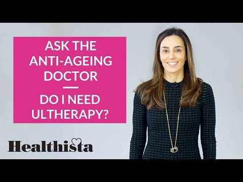 What is Ultherapy? Ask the anti-ageing doctor
