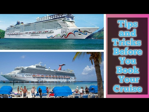 How To Book A Cruise For Cheaper - Tips and Tricks