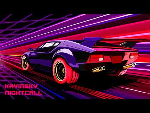 Nightdrive 🏁 Synthwave OutRun Classics Mix