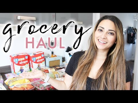 WHAT I FEED MY FUSSY EATER TODDLER   ALDI GROCERY HAUL UK - MAY 2018   Ysis Lorenna
