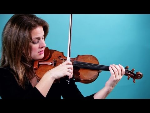Bow Speed & Pressure | Violin Lessons