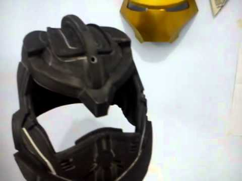 Try to Make Gipsy Danger helmet (pacific RIM)