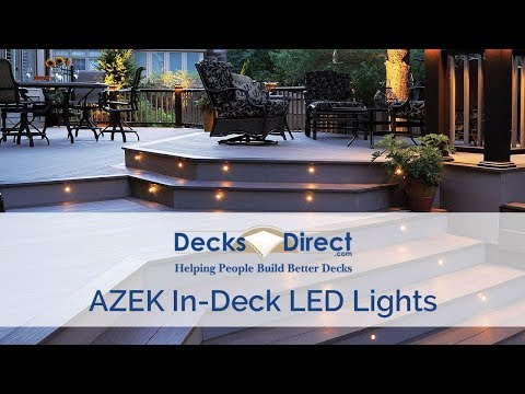 Decklites In Deck Lights