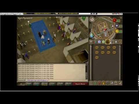 How to make quick cash in runescape