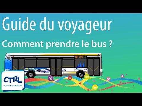 Guide du voyageur : Comment prendre le bus ?