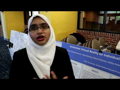Undergraduate Student-Faculty Research: Saima Khot