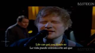 Ed Sheeran - Save Myself (Sub Español + Lyrics)