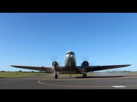 Air Chathams Douglas DC3