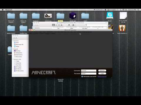 How to Install Single Player Commands & World Edit for 1.7.3 for Mac