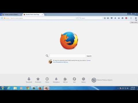 How to Delete browser history and protect password in google chrome and firefox