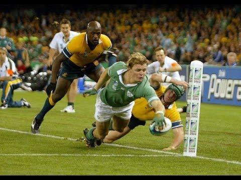 BRIAN O'DRISCOLL | LIVE | Australia vs Ireland Preview