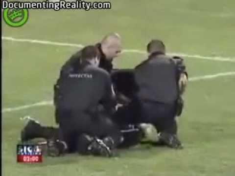 Police Brutality Backfires (Original)