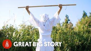 Meet Japan's Toughest Monks