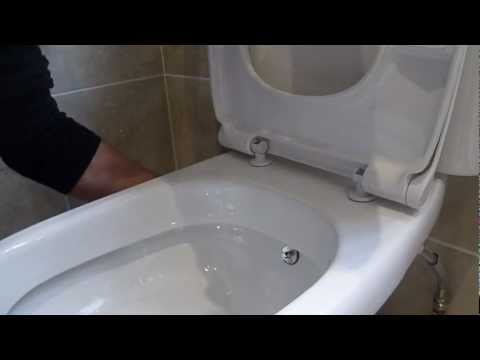 EasyFit Bidet PB-100 Toilet Bidet Shattaf Attachment Installation