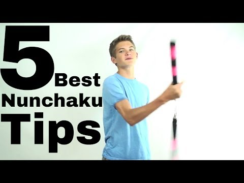5 Best Beginner Nunchaku  Practicing Tips