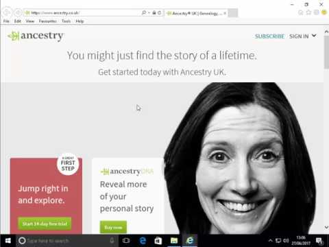 FreeBMD and Ancestry Side by Side