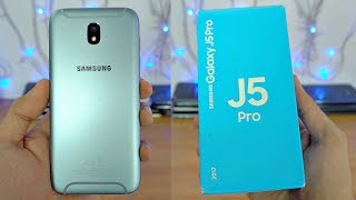 Samsung Galaxy J5 Pro (2017) -  Unboxing & First Look! (4K)