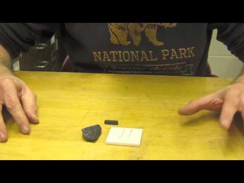 Identifying Magnetite