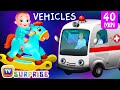 Surprise Eggs Street Vehicles For Kids Baby Public Transport Utility Vehicles More ChuChu TV