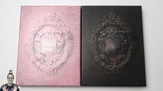 Unboxing Blackpink 블랙핑크 2nd Mini Album Kill This Love (both Black & Pink Editions)