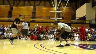Kobe Bryant Takes On Teen Trash Talker!