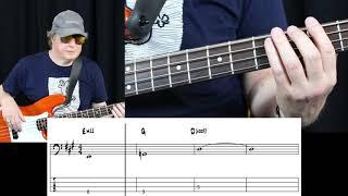 Felix Jaehn - Hot 2 Touch (Bass Cover with Tabs) - PakVim net HD