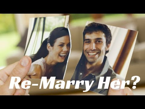 Is Getting Re-Married To The Same Woman a Good Idea?