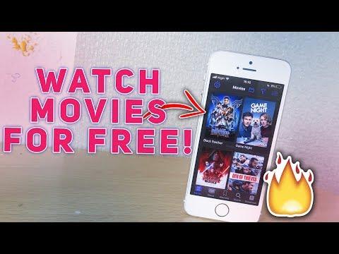How To Watch MOVIE FREE! * NOT CLICKBAIT * ( No Jailbreak / No Computer ) iPhone, iPod, iPad
