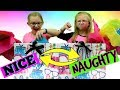 Naughty Vs Nice Present Switch Up Challenge mp3