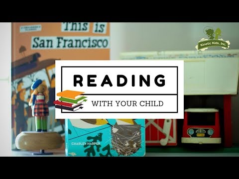 Reading With Your Child - Pediatric Speech Therapy | Kinetic Kids, Inc.