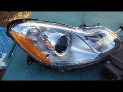 headlight adjustment on smart car part 1