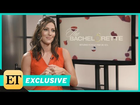 'Bachelorette' Becca Kufrin on How Her Fiance Is Different From Arie Luyendyk, Jr. (Exclusive)