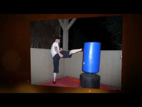 How to Choose a Punching Bag and What to Look For by Rick Tew - sponsored by Pad-Up.com