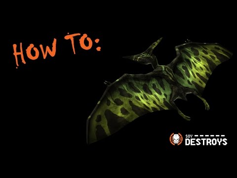 Primal Carnage Extinction - Tutorial - How To Pick Up Others (PS4) - ll SoyDestroys ll